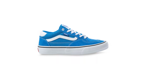 Vans Rowan Pro Shoes Mens in Director Blue