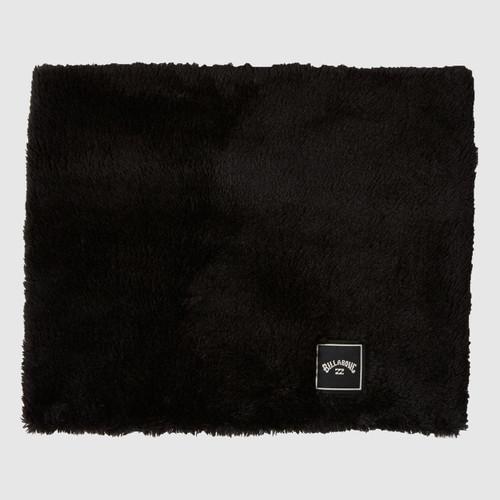 Billabong Cocoon Neckwarmer Womens in Black