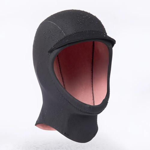 Rip Curl 3MM Heatseeker GB Neoprene Hood in Black