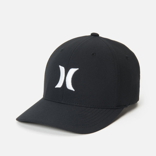 Hurley H2O Dri One And Only Hat Mens in Black White