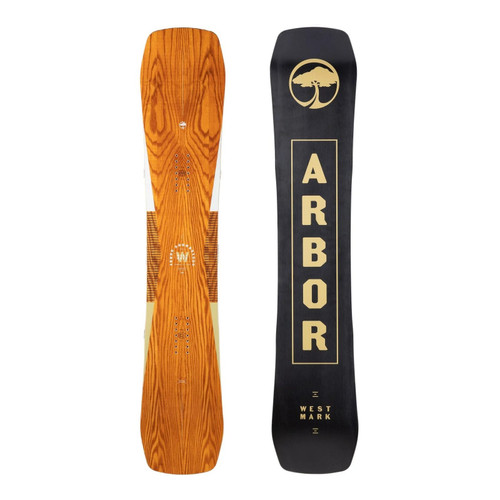 Arbor Westmark Rocker Snowboard 2022 Mens