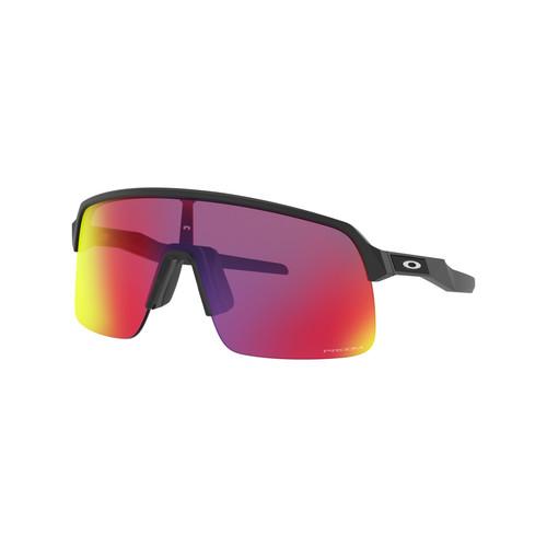 Oakley Sutro Lite Asia Fit Sunglasses in Matte Black Prizm Road