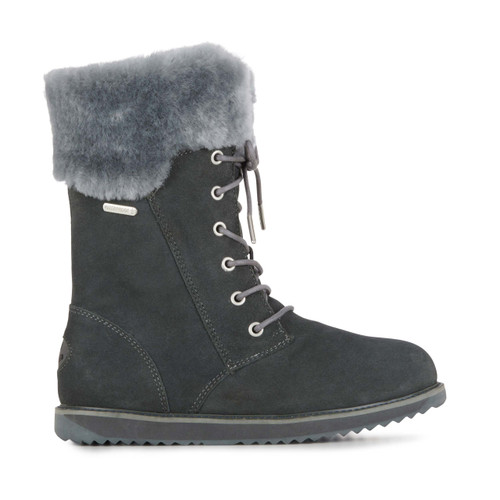 EMU Shoreline Boot Womens in Dark Grey