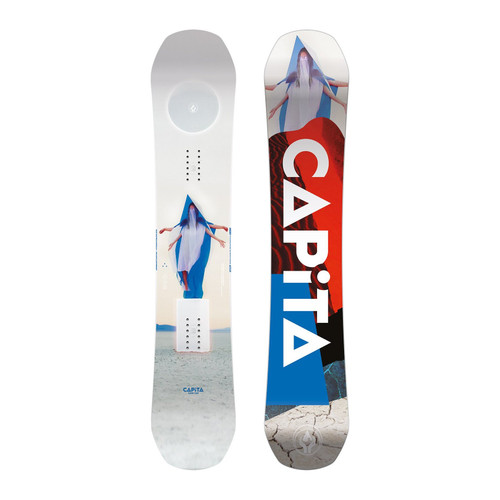 Capita Defenders Of Awesome Wide Snowboard 2022 Mens