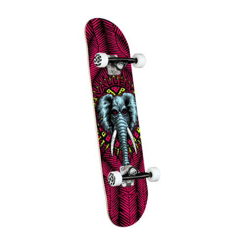 Powell Peralta Vallely 8.25 Skateboard Complete in Pink