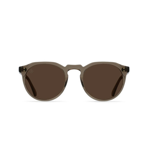 Raen Remmy 52 Sunglasses in Ghost Vibrant Brown Polarised