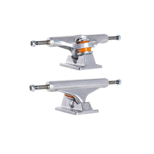 Independent Mid 139 Skate Trucks in Silver