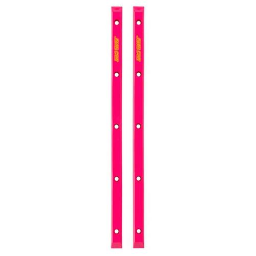 Santa Cruz Slimline Skate Rails in Pink