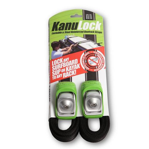 KanuLock 2.5M Lockable Tie Down