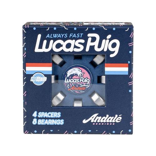 Andale Lucas Pro 8 Pack Bearings