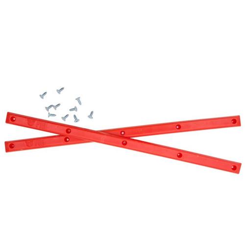 Pig Skate Rails in Red