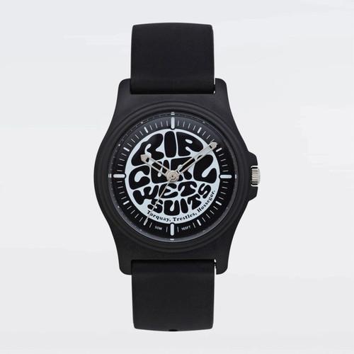 Rip Curl Revelstoke Watch in Black White