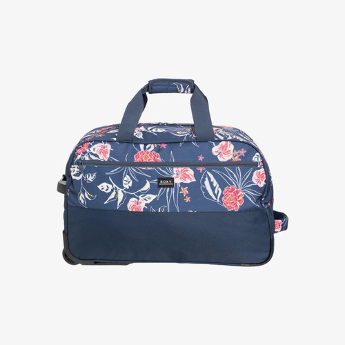 Roxy Feel It All 66L Travel Bag Womens in Mood Indigo Sunset Boogie