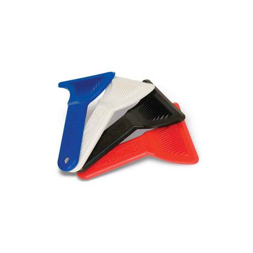 Farking Tool Scraper Wax Comb in White