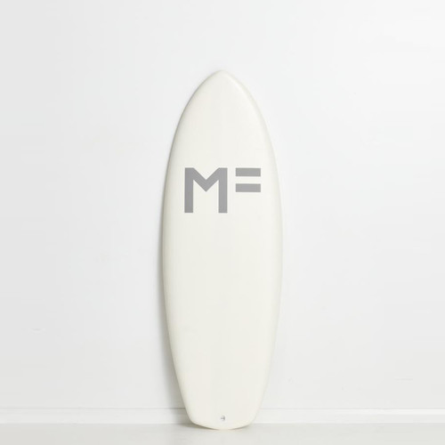 Mick Fanning Little Marley 5ft 8 FCSII Softboard in White