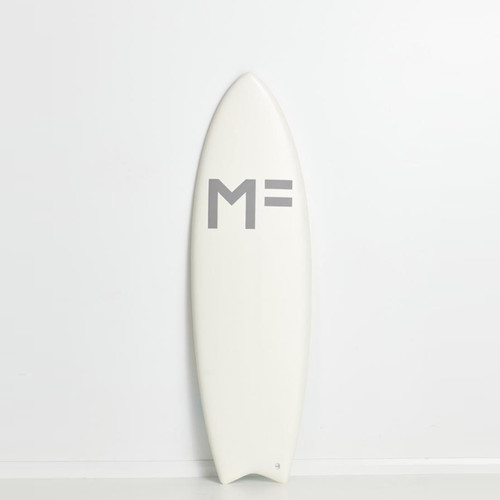 Mick Fanning Catfish 5ft 10 FCSII Softboard in White