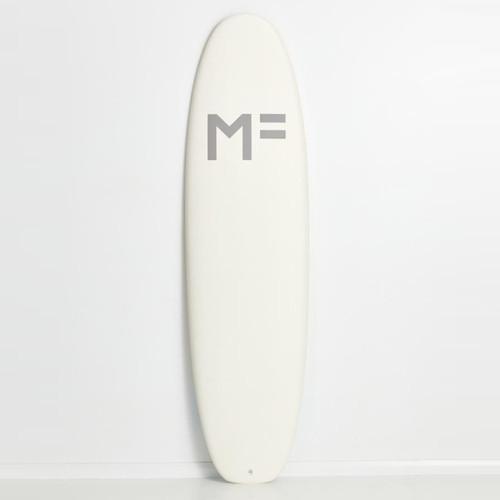Mick Fanning Beastie 7ft 6 FCSII Softboard in White