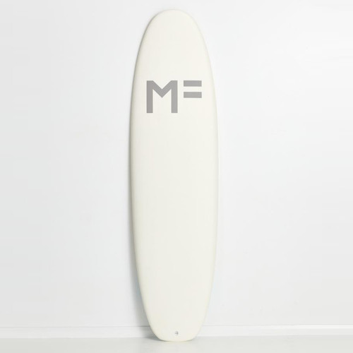 Mick Fanning Beastie 7ft FCSII Softboard in White