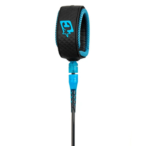 Creatures Reliance Pro 6ft Leash in Black Cyan