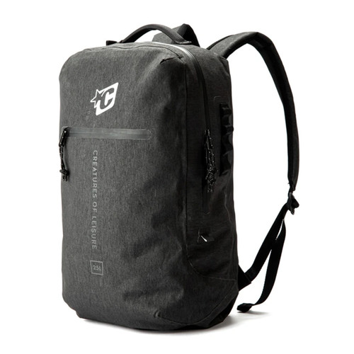 Creatures Of Leisure Transfer Day Bag 25L in Black
