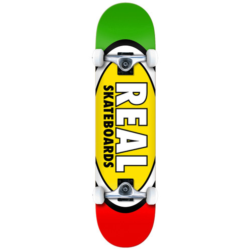 Real TM Edition Oval 8.25 Skateboard Complete
