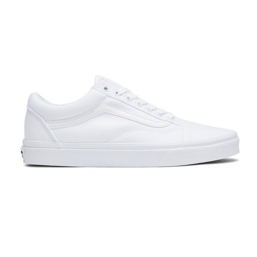 Vans Old Skool Shoes in True White
