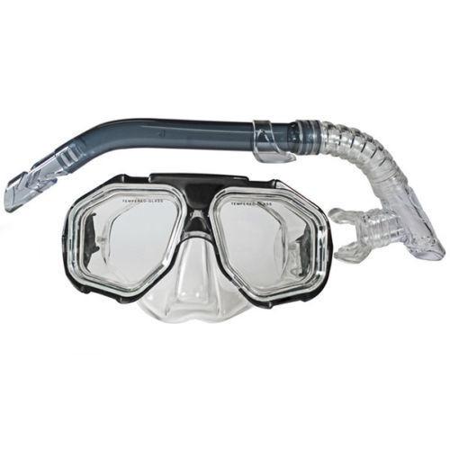 Land And Sea Dunk Island Mask Snorkel Set