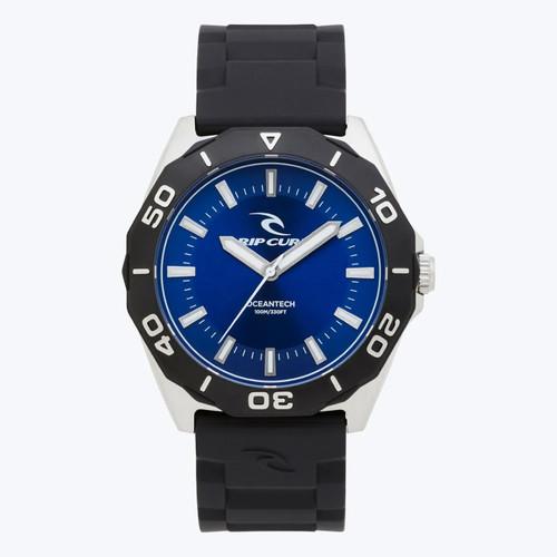 Rip Curl DVR Classic Rubber Watch in Blue