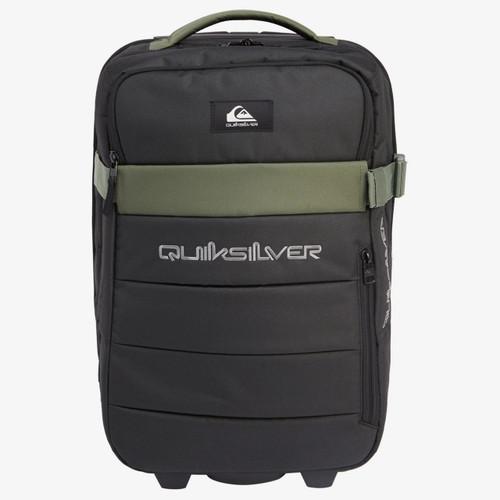 Quiksilver Horizon 41L Travel Bag in Black Thyme