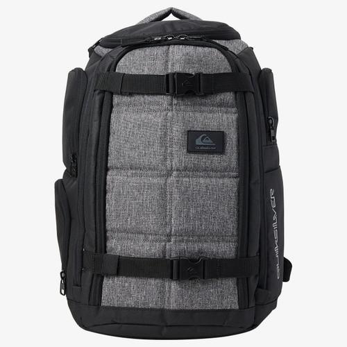 Quiksilver Grenade 25L Backpack Mens in Heather Grey