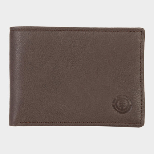 Element Corpo Wallet Mens in Chocolate