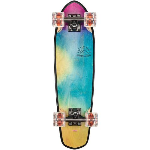 Globe Blazer 26in Cruiser Skateboard in Washed Blue