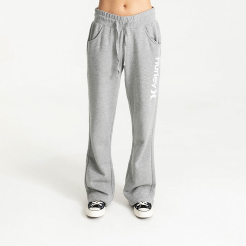 Hurley One And Only Core Tracksuit Pant Womens in Dark Grey Heather