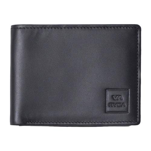 RVCA Cedar Bifold Wallet Mens in Black
