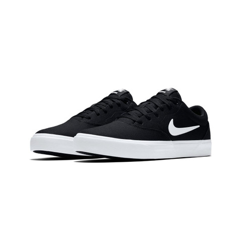 Nike SB Charge PRM Shoes Mens in Black White Black