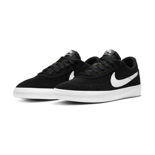 Nike SB Heritage Vulc Shoes Mens in Black White