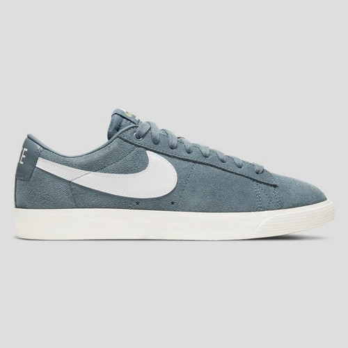 Nike SB Zoom Blazer Low GT Shoes Mens in Ozone Blue White Sail