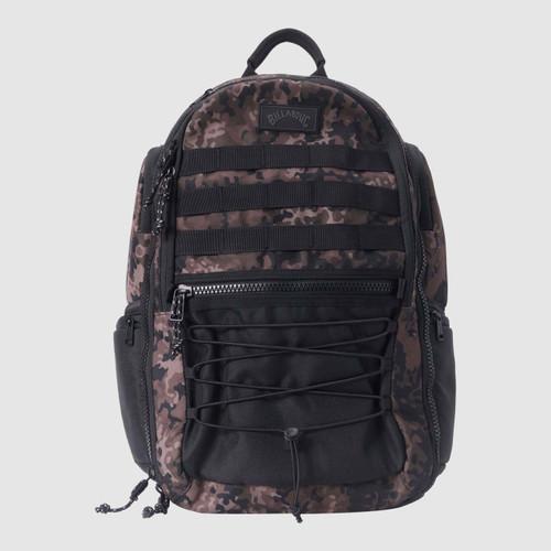 Billabong Adiv Combat Backpack Mens in Black Camo