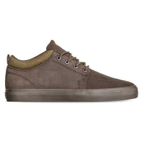 Globe GS Chukka Shoes Mens in Dark Brown Gum
