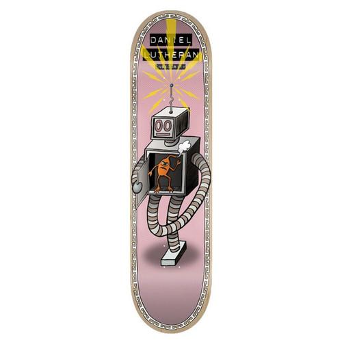 Toy Machine Dan Lutheran Insecurity 8.25 Skateboard Deck