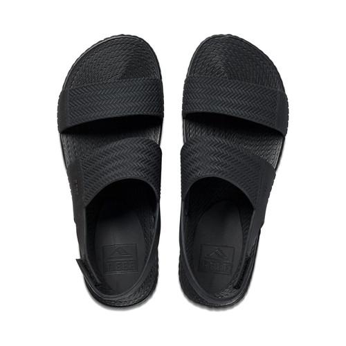 Reef Water Vista Sandal Womens in Black