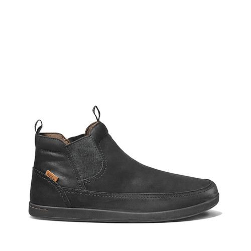 Reef Cushion Swami Leather Shoes Mens in Pirate