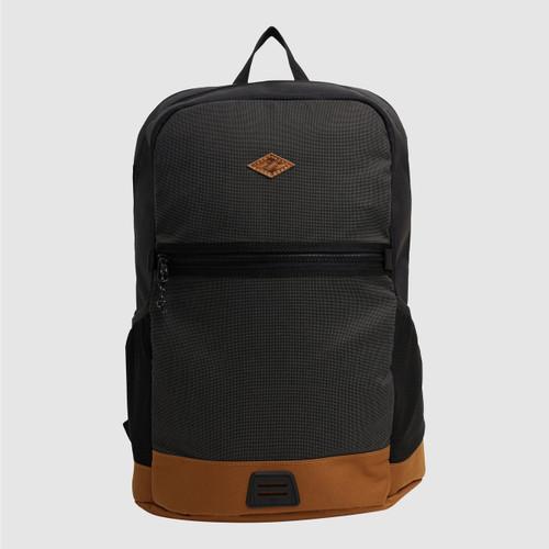 Billabong Norwest Backpack Mens in Black Tan