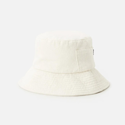 Rip Curl Washed Bucket Hat Womens in Natural
