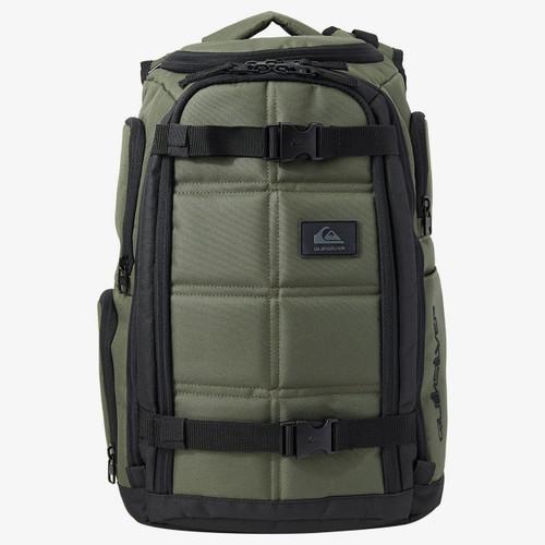 Quiksilver Grenade Backpack Mens in Thyme