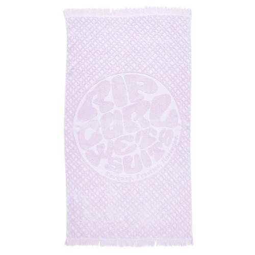 Rip Curl Surfers Essentials Towel Womens in Lilac