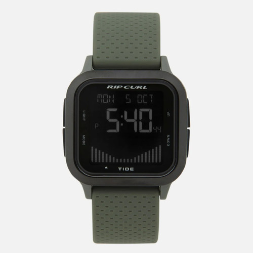 Rip Curl Next Tide Watch Mens in Army