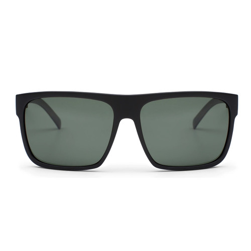 Otis After Dark Sunglasses in Matte Black Grey