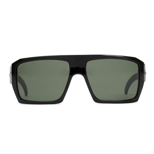 Otis Louie 2.0 Sunglasses in Matte Black Grey