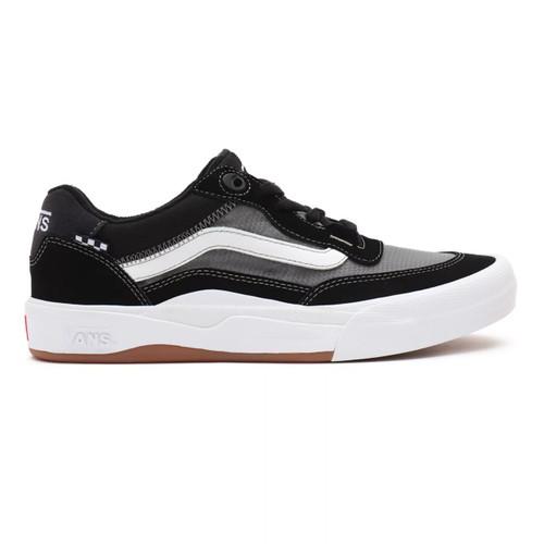 Vans Wayvee Shoes in Black White